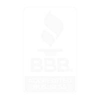 white better business bureau seal
